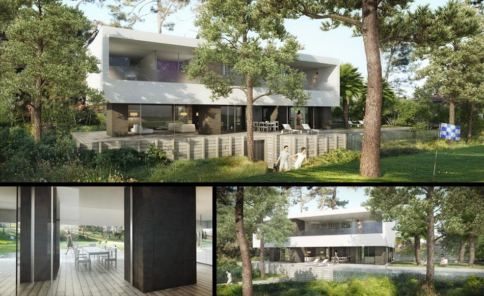 Atelier Joel Nissou Architectes - Architecte, Rue Henri Rabourdin