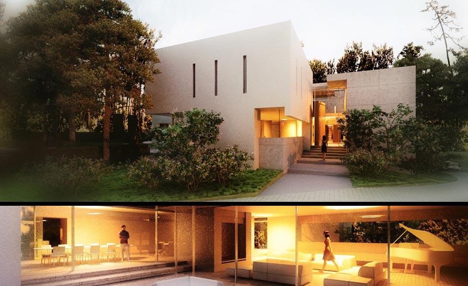 Mathieu choiselat mc design biarritz architecture for Architecte maison individuelle